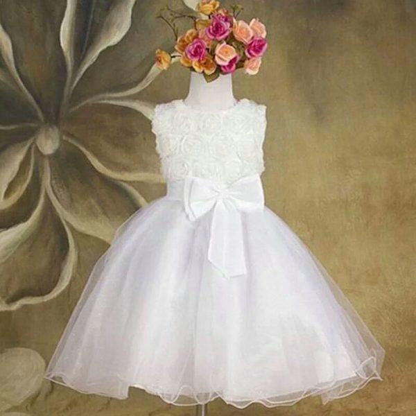 Bruidsmeisjes jurk - Bij Bambini