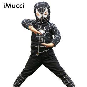 Spiderman pak - Bij Bambini