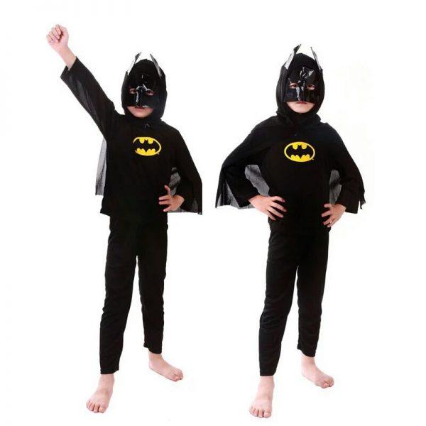 Batman-pak - Bij Bambini verkleedkleding