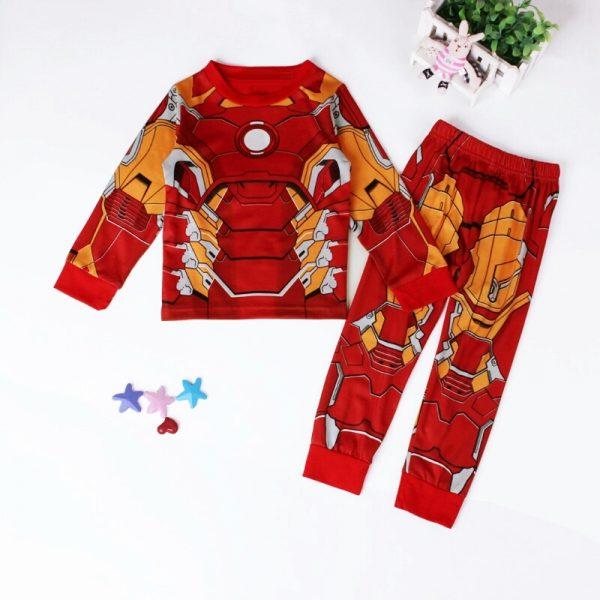 Iron Man pak - Bij Bambini
