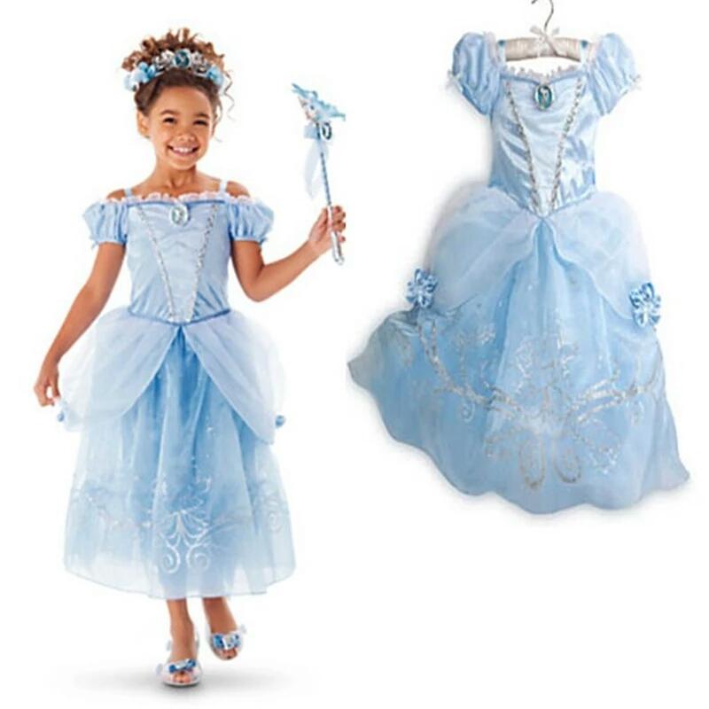 Assepoester-jurk - Bij Bambini