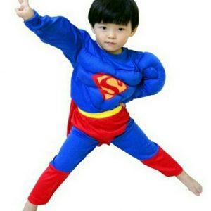 Superman-pak Gespierd - Bij Bambini