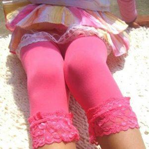Legging Roze Bij Bambini
