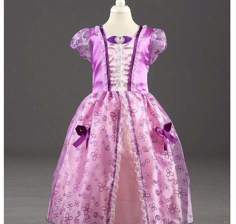 Prinses Sofia jurk - Bij Bambini