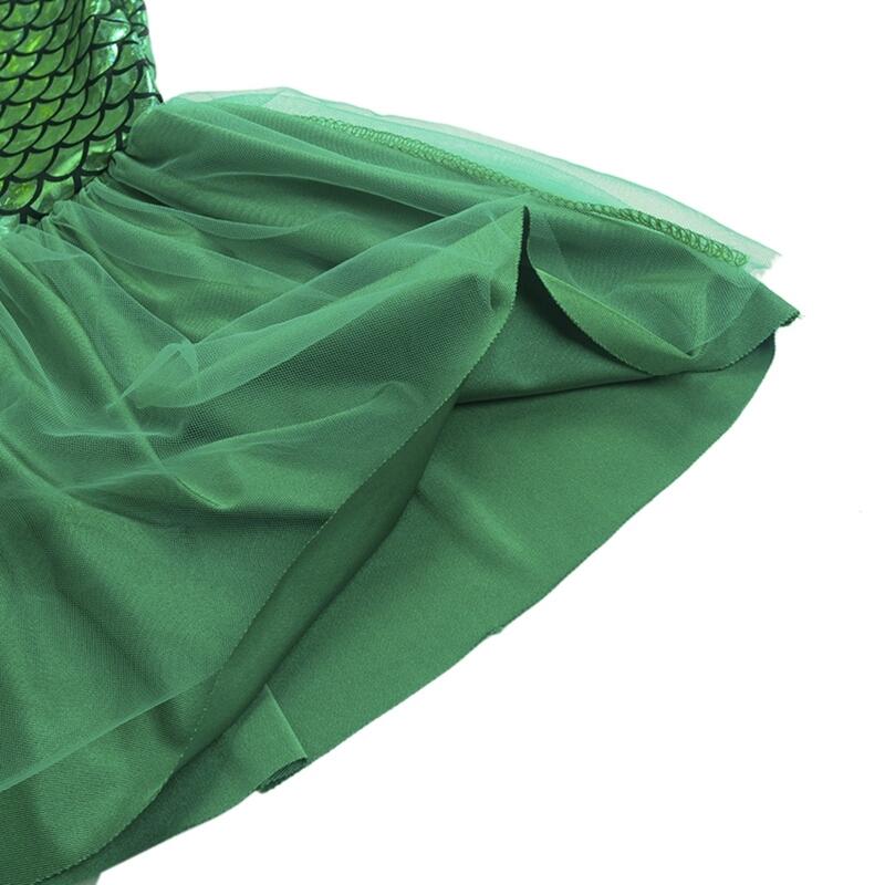 Kleine Zeemeermin-kostuum ingezoomd - Bij Bambini