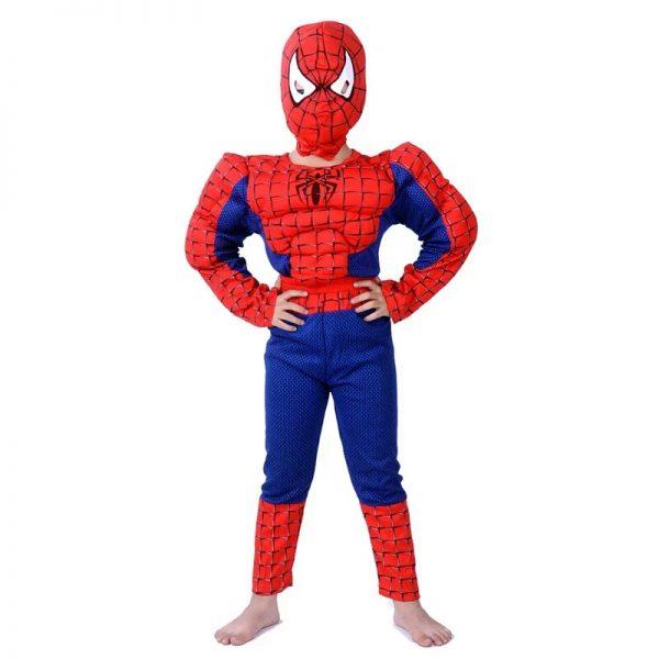 Spiderman-pak met spiervulling - Bij Bambini