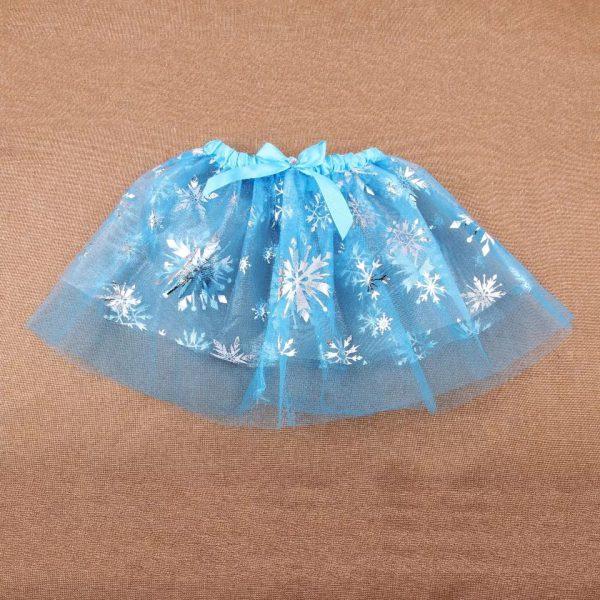 Frozen rokje - Frozen tutu - Bij Bambini Verkleedkleding