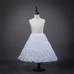 Hoepelrok Kind of Dames - Bij Bambini Verkleedkleding