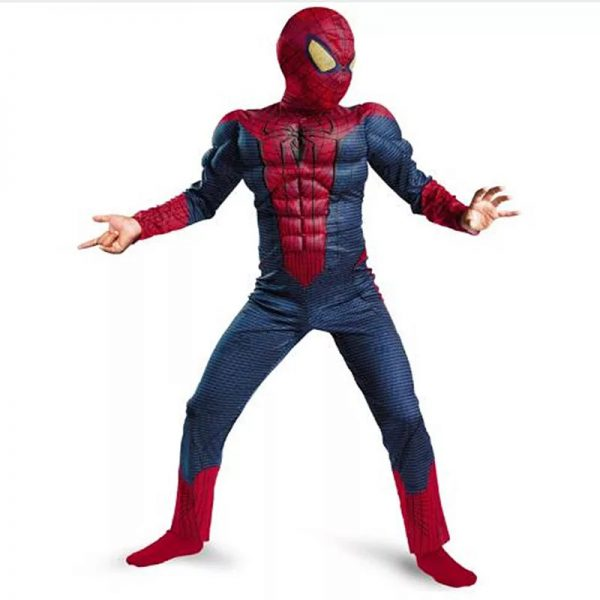 Spiderman pak 122 tot 134